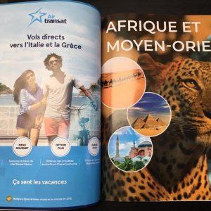 Impression de magazines Objectif Monde
