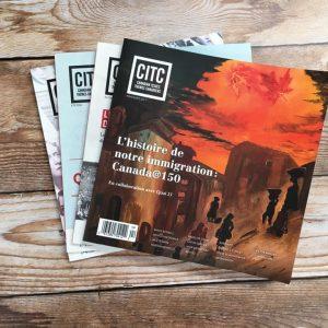 Impression de livres pour CITC