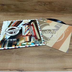 Impression de pochette de disque vinyle avec inner sleeve